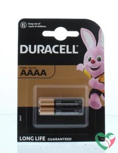Duracell Ultra MX 2500 AAAA
