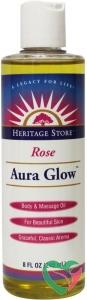 Aura Glow Rose