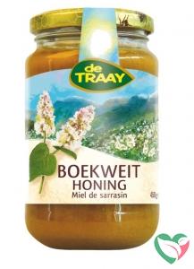 Traay Boekweit creme honing