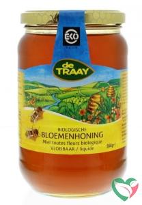 Traay Bloemenhoning vloeibaar bio