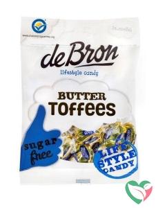 De Bron Buttertoffee suikervrij