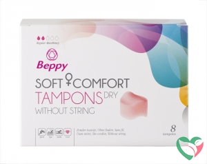 Beppy Soft+ comfort tampons dry
