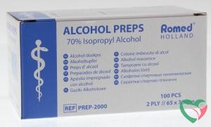 Romed Alcoholdoekjes