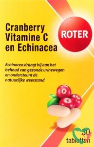 Roter Cranberry vitamine C & echinacea