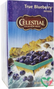 Celestial Season True blueberry herb tea