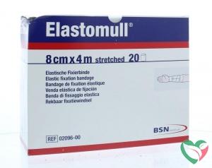 Elastomull 4 m x 8 cm 2096 - in EHBO