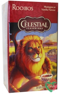 Celestial Season Madagascar vanilla red tea