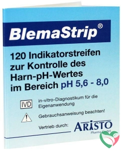 Holisan PH Meetstrips blemastrip pH 5.6 - 8.0