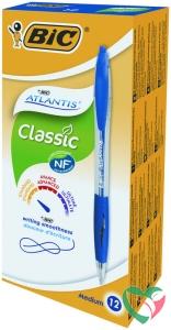 BIC Atlantis pennen blauw doos