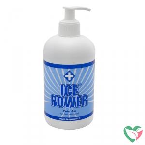 Ice Power Gel & dispenser