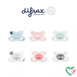 Difrax Fopspeen natural newborn