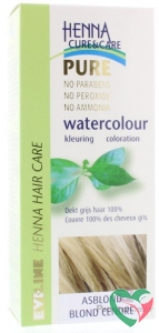 Henna Cure & Care Watercolour asblond