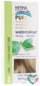 Henna Cure & Care Watercolour lichtbruin