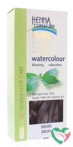 Henna Cure & Care Watercolour bruin