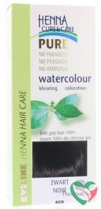 Henna Cure & Care Watercolour zwart