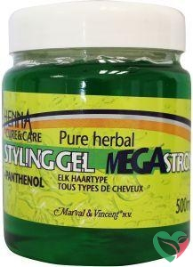 Henna Cure & Care Haargel mega strong