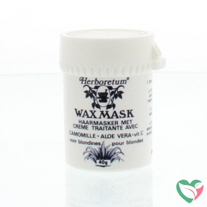 Henna Cure & Care Wax mask blond kamille
