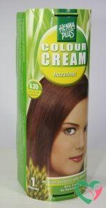 Henna Plus Colour cream 6.35 hazelnut