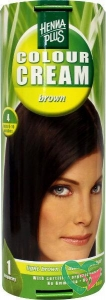 Henna Plus Colour cream 4 brown