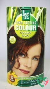 Henna Plus Long lasting colour 5.35 chocolate brown