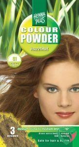 Henna Plus Colour powder 51 hazelnut