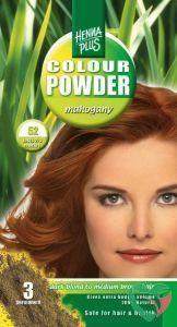 Henna Plus Colour powder 52 mahogany