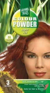 Henna Plus Colour powder 55 super red