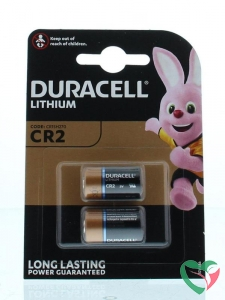 Duracell Batterij CR2