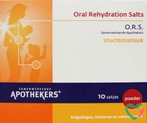 SAN ORS poeder glucose/mineralen