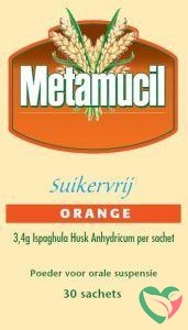 Metamucil Orange suikervrij