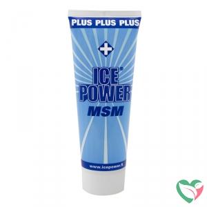 Ice Power Gel + MSM