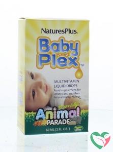 Natures Plus Animal parade baby plex