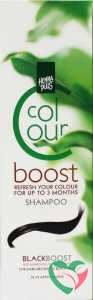 Henna Plus Colour boost black