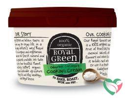 Royal Green Kokos cooking cream odourless bio