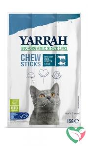 Yarrah Kat kauwsticks bio