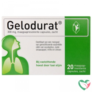 Gelodurat Myrtol forte 300 mg UAD