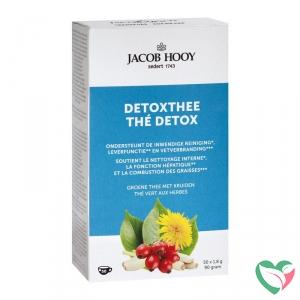 Jacob Hooy Detox theezakjes