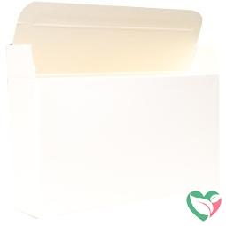 Spruyt Hillen Stripvouwdoos blanco 130 x 30 x 70