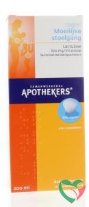 SAN Laxeersiroop lactulose 670 mg