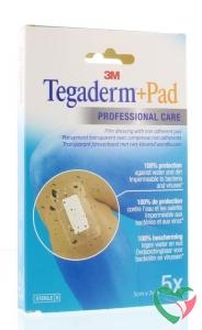3M Tegaderm & pad 5 x 7 cm