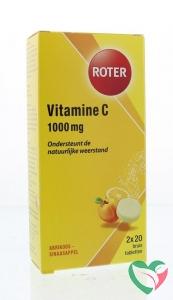 Roter Vitamine C 1000 mg sinaasappel & abrikoos duo