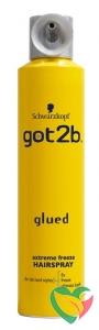 GOT2B Glued extreme freeze haarspray