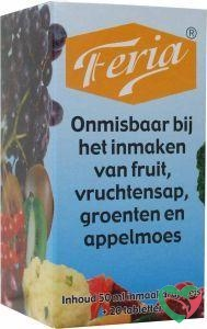 Feria Inmaak 50 ml + 20 tabletten