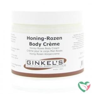 Ginkel's Bodycreme honing rozen