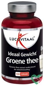 Lucovitaal Green tea poeder
