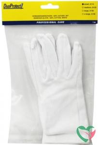 Duoprotect Handschoen katoen small