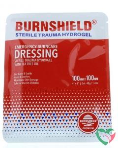 Burnshield Hydrogel kompres 10 x 10 cm