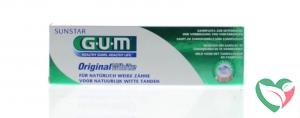 GUM Original white tandpasta