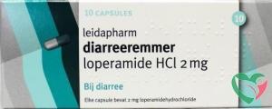 Leidapharm Loperamide 2 mg