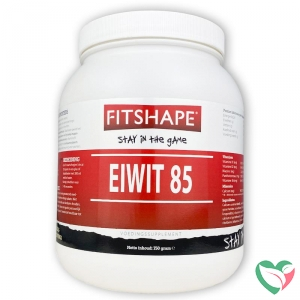 Fitshape Eiwit 85 I vanille
